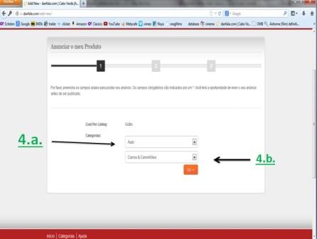 como publicar anuncio step 4