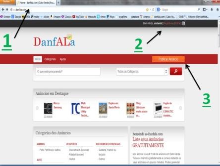 como publicar anuncio steps 1-3